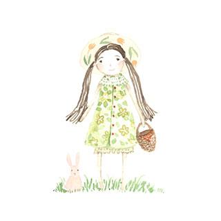 ポストカード【May】*Atelier Mina