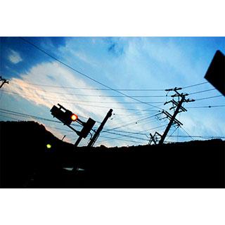 ポストカード【信号】*b