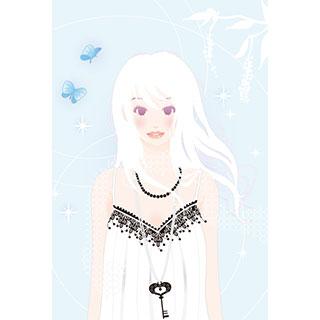 ポストカード【予感】*colleen