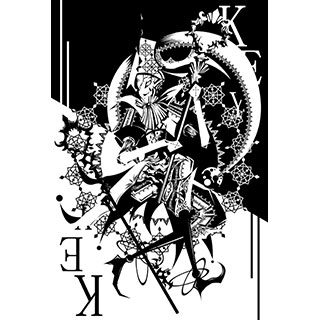 ポストカード【KEY2】*CONTRACT