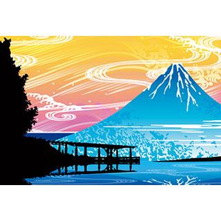 ポストカード【和の風景】*D4STUDIO