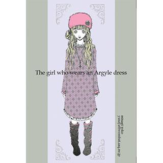 ポストカード【ロシアン帽子】*みさぎ陽子