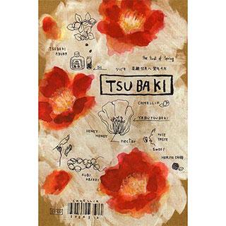 ポストカード【TSUBAKI】* ETSU