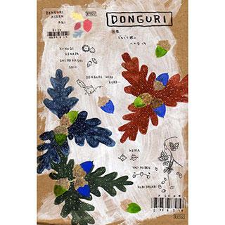 ポストカード【DONGURI】*ETSU