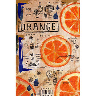 ポストカード【ORANGE (オレンジ)】*ETSU