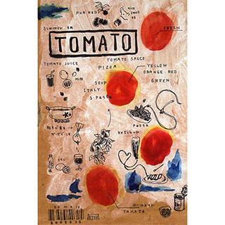 ポストカード【TOMATO (とまと)】*ETSU