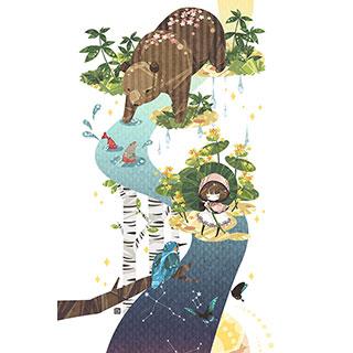 ポストカード【春夏】* ひよま