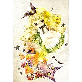 ポストカード【アリス】* ひよま