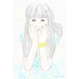 ポストカード【香る恋】* かとうしょうこ