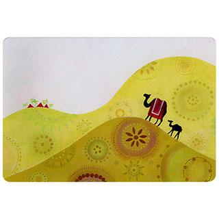 ポストカード【Desert (砂漠)】*きむらともこ