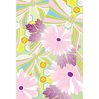 ポストカード【菊】*くま舎