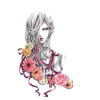 ポストカード【飾り】*ラテLatte