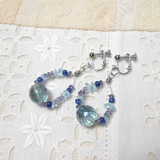 マーメイドのイヤリング *Luna Antique*