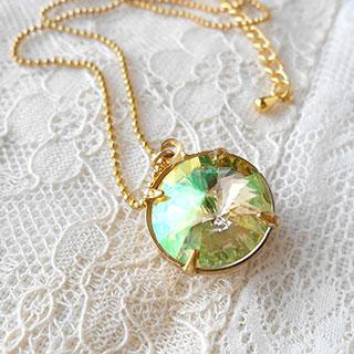 ティターニアのネックレス *Luna Antique*