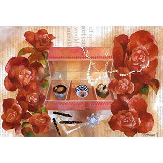 ポストカード【Sweet-Box】*まさえ