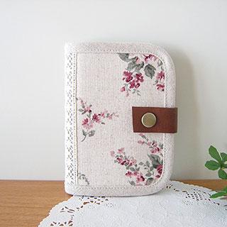カードケース ピンク * Meguri