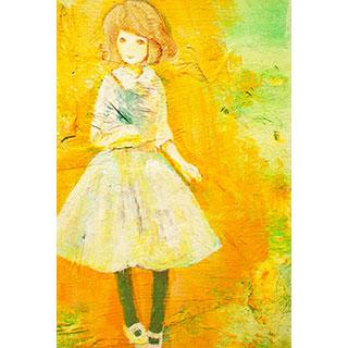 ポストカード【あしおと】*mitico*