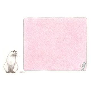 ポストカード【お手紙 はじめまして!】* ネコヤ