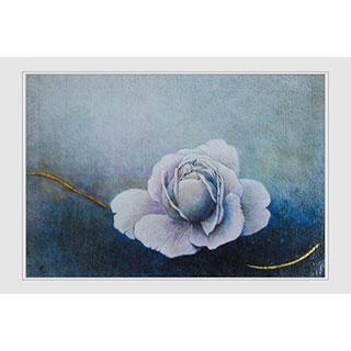 ポストカード【rose】*西川 ケイコ