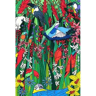 ポストカード【Birds Seek】* seri