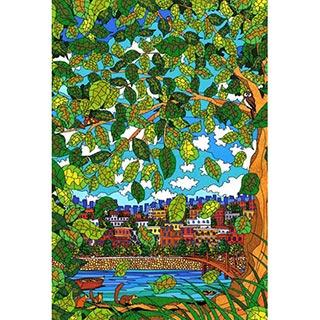 ポストカード【LOVE TREE】* seri