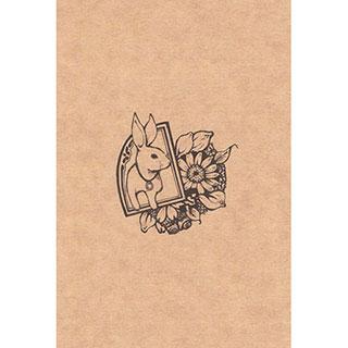 ポストカード【鏡の国】*omotyabako