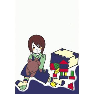 ポストカード【つみき】*omotyabako