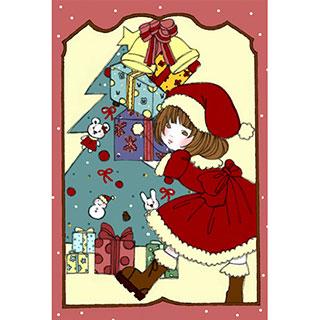 ポストカード【クリスマス】*omotyabako