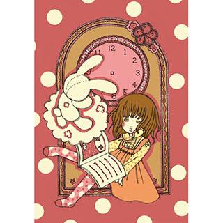 ポストカード【絵本の中のおともだち】*omotyabako