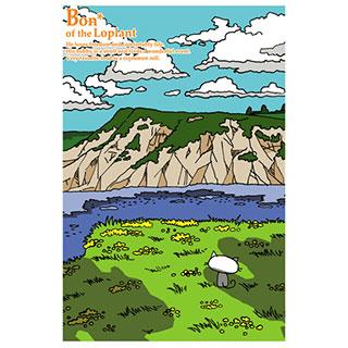 ポストカード【spring sea】*studio LITTLE WOOD