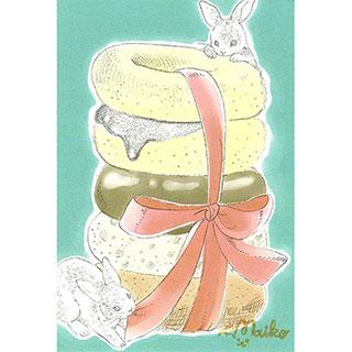 ポストカード【プレゼント】* うるしめ米子