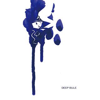ポストカード【deep bule】*.y
