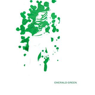 ポストカード【emerald green】*.y