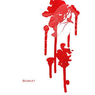 ポストカード【scarlet】*.y